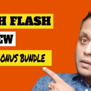 Cash Flash Review, Demo & Bonuses [How to Make Money Online from CPA Marketing]