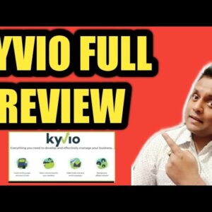 Kyvio Full Review 2019 - Inside Look at Members Area [ Kyvio 2 Year Anniversary ]