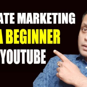 How To Start Affiliate Marketing For FREE With Youtube For Beginners in 2020
