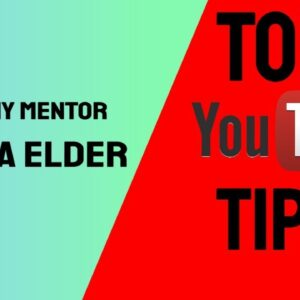 3 Surprising Youtube Marketing Tips - Taught by My Mentor Joshua Elder