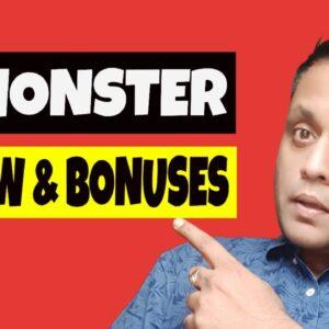 $5 Monster Review, Demo & BONUSES