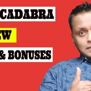 Abracadabra Review, Demo & Bonuses