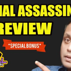 Aerial Assassin Review, DEMO & MY EXCLUSIVE BONUSES!
