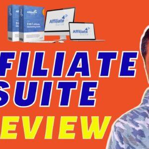 Affiliate Suite Review & Bonuses - Should I Get This Software?
