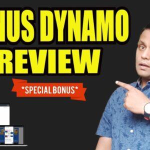 Bonus Dynamo Review, DEMO & BONUSES