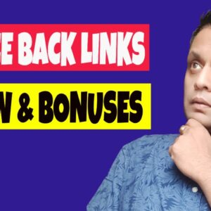 Bounce Back Links Review, Demo & EXCLUSIVE BONUSES