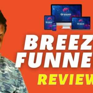 Breeze Funnels Review - Funnel Builder At A 1-Time Price!