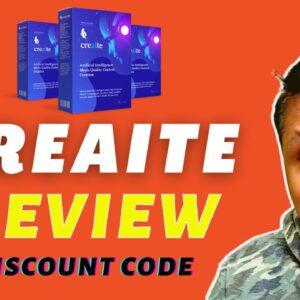 Creaite Review - 100% Unique Content Creation Software   DISCOUNT CODE