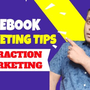 How To Use Attraction Marketing With Facebook | Attraction Marketing For Facebook