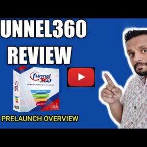 Funnel360 Review - The Worlds Most Complete Marketing Tools System Pre Launch Overview 2019