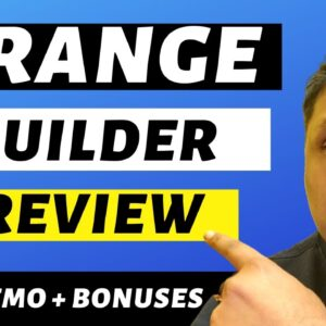 OrangeBuilder Review - Create Any Type Of Page, Funnels, Complete Websites, Ecom Store