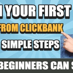 👍 How to Make Money with Clickbank Step by Step 👍