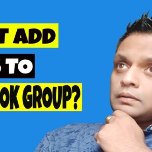 How to Add Files to Facebook Group 2020
