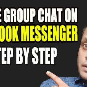 How to Create a Group Chat on Facebook Messenger in 2020