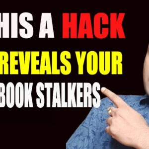 How To Find Your Stalkers on Facebook