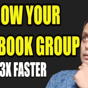 How to Grow a Facebook Group Fast in 2021