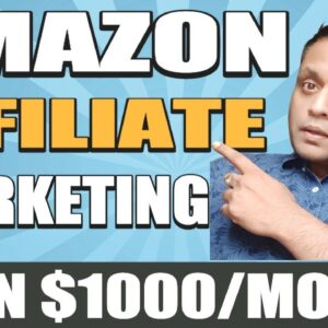 How to Start Affiliate Marketing on Amazon
