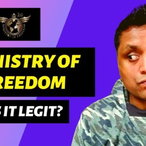 Is Ministry Of Freedom Legit