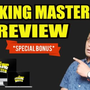 Jacking Master Review - Youtube SEO Tool For Beginners