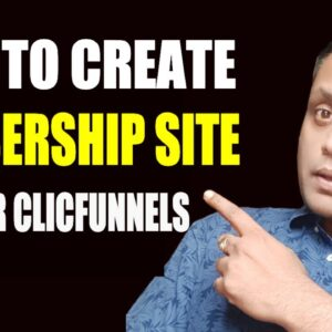 How to Create Online Courses in ClickFunnels| Create and Sell Courses with Clickfunnels