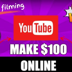 How to Make $100 a Day on Youtube Without Filming Any Videos | Make Money Online