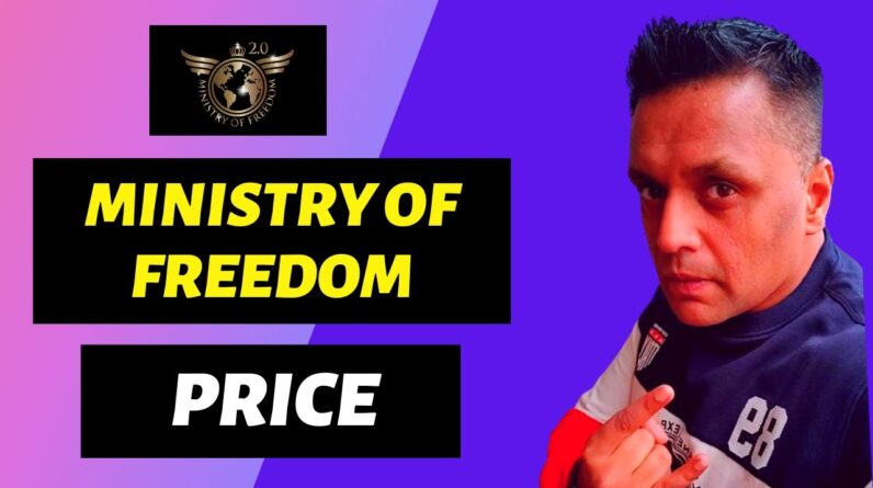 Ministry Of Freedom Price