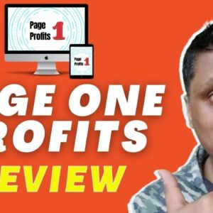 Page One Profits Review - Rank Your Videos on YouTube & Google