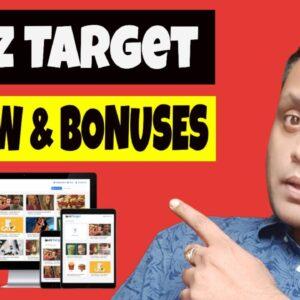 Quiz Target Review, Demo & EXCLUSIVE BONUS BUNDLE