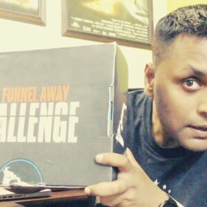 Russell Brunson One Funnel Away Challenge(OFA) Unboxing