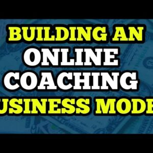 How to Start an Online Coaching Business TODAY | Online Coaching Business Model
