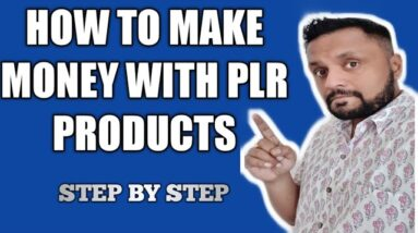 [STEP BY STEP] How to Make Money Online with PLR Products in 2019