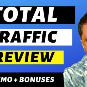 Total Traffic Review - GET TOTALLY FREE TRAFFIC ON DEMAND