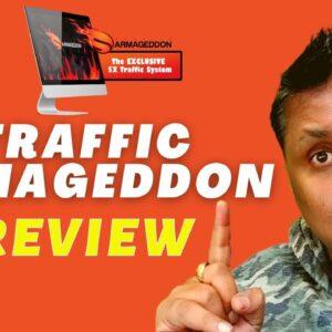 Traffic Armageddon Review - Traffic Multiplier!!!!