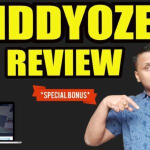 Viddyoze Review, Demo & BONUSES