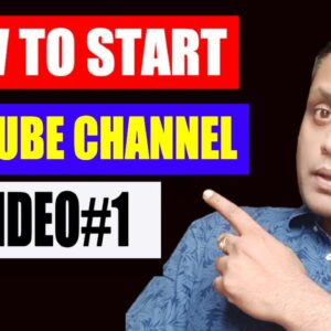 YOUTUBE CHANNEL IDEAS FOR BEGINNERS IN 2020   Youtube Mini Course (Video#1)