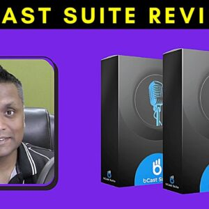 bCast Suite Review - Create Podcasts Without Recording Your Voice & Video