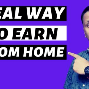How To Make Money Online From Home Even If You're Anywhere In The World!