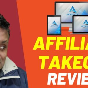 Affiliate Takeoff Review - How 69 Year Old Non-Techie Mum Makes 1st Ever Commissions!