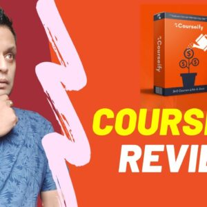 Courseify Review - ⚠️ Don't BUY Without Watching My Video🚫