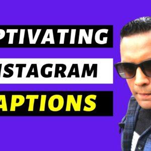 How to Write a Captivating Instagram Photo Caption! (No more boring captions)
