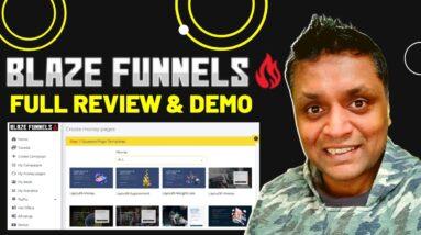 Blaze Funnels Review - Ultimate TRAFFIC BONUS BUNDLE!