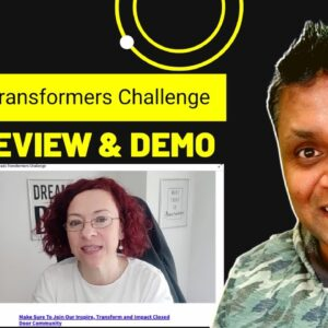 Leads Transformers Challenge Review - Don't Get This WITHOUT MY BONUSES!!!!