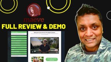 Maeve Review - No Brainer BONUS PACKAGE