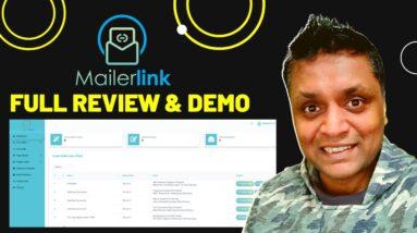 MailerLink Review - Ultimate BONUS PACKAGE From Me!