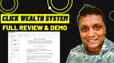 Click Wealth System Review - Will It Work For You?