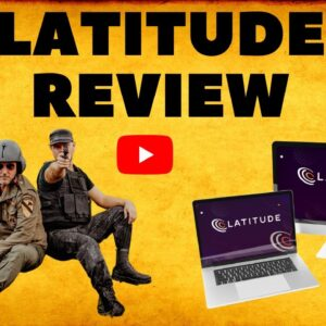 Latitude Review - 12 Year Old Boy Making Money Online | Jono Armstrong Latest Product