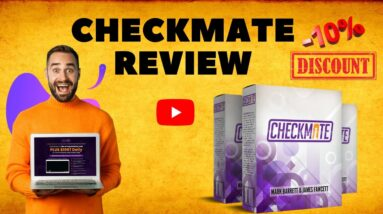 Checkmate Review - All-In-One Commission Generating System!